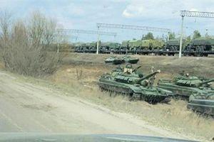 Mỹ-NATO theo dõi việc rút quân của Nga khỏi biên giới Ukraine?