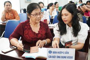 Đề xuất dùng thẻ BHYT trong ứng dụng VssID trên toàn quốc