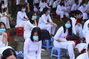 Trừ Hội An, học sinh, sinh viên Quảng Nam đi học lại từ ngày mai