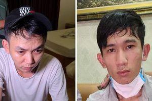 Cặp bạn tù 'bao' trọn một khách sạn ở Đà Nẵng để làm ổ buôn bán ma túy