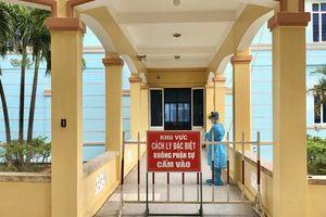 Hàng loạt cán bộ tỉnh Quảng Ngãi phải cách ly chờ kết quả xét nghiệm Covid-19