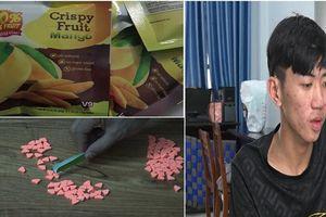 Cảnh báo loại ma túy nhìn như kẹo, nước trái cây đang đầu độc giới trẻ