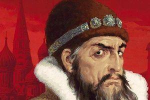 Những điều khủng khiếp về Sa hoàng hung bạo khét tiếng nước Nga