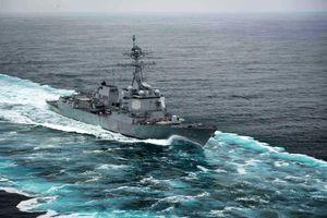 Lý do mọi tàu chiến trên khắp thế giới đều sơn màu xám