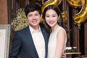 Chồng Đặng Thu Thảo bất ngờ chia sẻ về chuyện ly hôn