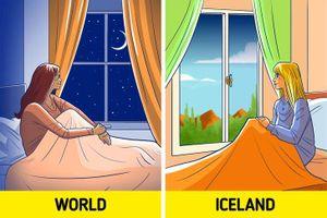10 điều kỳ lạ chỉ có ở Iceland