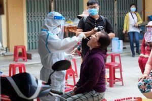 Đà Nẵng: Toàn bộ tiểu thương của chợ Phước Mỹ âm tính lần 1 với SARS-CoV-2