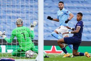 Mahrez lại lập cú đúp nhấn chìm PSG, Man City lần đầu được đá chung kết chung kết Champions League