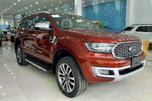 Bảng giá xe ô tô Ford mới nhất tháng 5/2021: Ưu đãi lên tới 75 triệu đồng, tặng gói bảo hành mở rộng