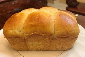 Bánh mì chuối thơm ngon, thích hợp cho bữa sáng của mọi nhà