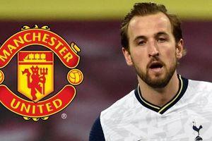 Chuyển nhượng cầu thủ Man Utd: 'Dốc két' tậu Harry Kane với giá 90 triệu Bảng và quan tâm Joao Felix