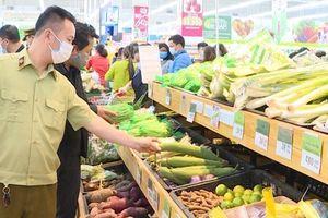 Hà Nội siết chặt công tác hậu kiểm về an toàn thực phẩm năm 2021