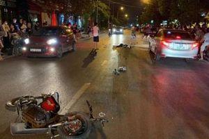 Tài xế ô tô tông nữ sinh tử vong rồi điên cuồng bỏ chạy
