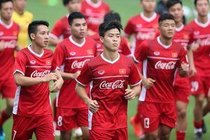 Đội tuyển Việt Nam thay đổi kế hoạch tập trung sắp tới