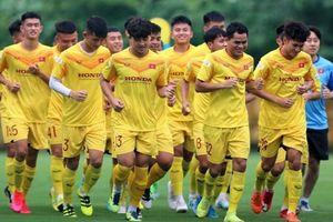 Chốt danh sách 34 cầu thủ cho U22 Việt Nam