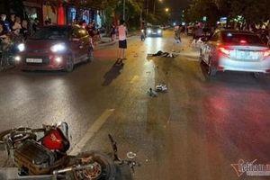 Tin giao thông đến sáng 5/5: Xe 'điên' khiến 1 nữ sinh tử vong, 3 người bị thương; 2 vợ chồng thiệt mạng dưới gầm xe tải