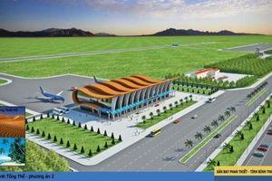 Lập hội đồng thẩm định liên ngành điều chỉnh Dự án BOT sân bay Phan Thiết