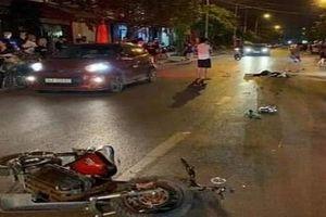Truy tìm tài xế gây tai nạn khiến 4 người thương vong