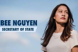 Người Mỹ gốc Việt tranh cử tổng thư ký bang Georgia