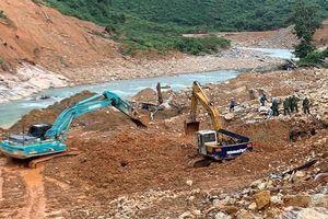 Dự kiến tháng 7 tiếp tục tìm kiếm các công nhân còn mất tích tại thủy điện Rào Trăng 3