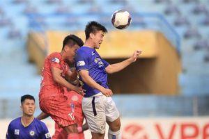 V-League nháo nhào 'chạy' dịch