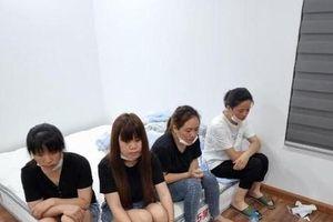 Tiếp tục phát hiện 11 người Trung Quốc nhập cảnh trái phép cố thủ trong căn hộ chung cư