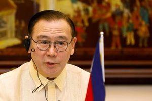 Ngoại trưởng Philippines xin lỗi sau khi nói Trung Quốc 'biến khỏi vùng biển tranh chấp'