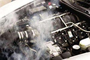Nguyên nhân và cách khắc phục động cơ ô tô bị quá nhiệt