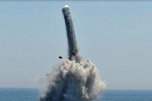 Hải quân Trung Quốc đưa vào trang bị tên lửa đạn đạo phóng từ tàu ngầm mới