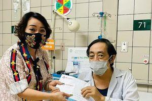 Sức khỏe nghệ sĩ Giang Còi chuyển biến xấu phải nhập viện