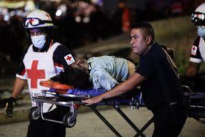 Sập cầu vượt metro tại Mexico: Con số thương vong tăng lên 100 người; Mexico tuyên bố quốc tang