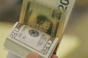 Tỷ giá ngoại tệ ngày 5/5: USD tăng, Euro giảm mạnh