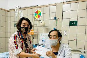 Giang còi nhập viện vì bệnh ung thư trở nặng, cần giúp đỡ