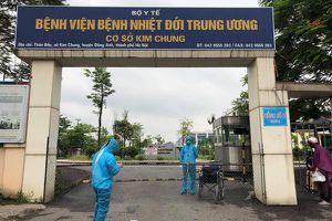 Bộ Y tế điều tra nguồn lây chùm ca bệnh Covid-19 tại BV Bệnh Nhiệt đới TƯ