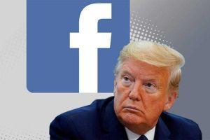 Facebook giữ nguyên lệnh cấm đối với ông Trump