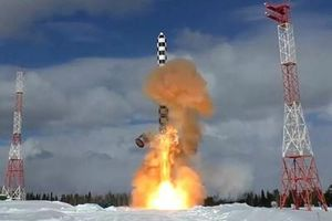 Nga lên lịch ba vụ phóng thử siêu tên lửa Sarmat trong năm nay