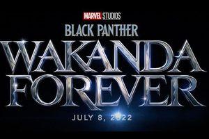 Black Panther 2 lộ diện tên phim chính thức