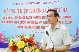 Phú Thọ tăng cường giám sát, đảm bảo tổ chức bầu cử thành công