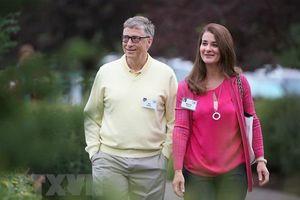 Xung quanh câu chuyện ly hôn của tỷ phú Bill Gates