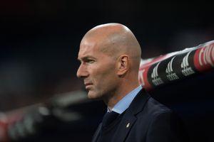 HLV Zinedine Zidane: Real Madrid sẽ 'chiến đấu đến cùng'