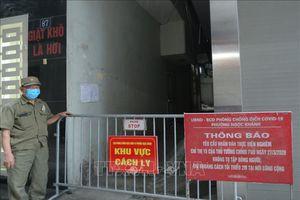 Hà Nội: Phong tỏa nơi ở của bác sĩ dương tính với COVID - 19