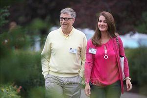 Hé lộ những bí mật không ngờ về vợ chồng tỷ phú Bill Gates
