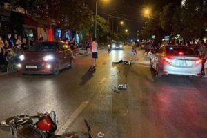 Bắt tài xế ô tô tông tử vong nữ sinh ở Hải Dương rồi lái xe bỏ chạy