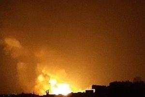 Tấn công bất thường gần căn cứ Nga, Israel thổi bùng căngthẳng ở Syria?