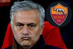 Chính thức: Mourinho dẫn dắt AS Roma từ mùa tới, hợp đồng 3 năm