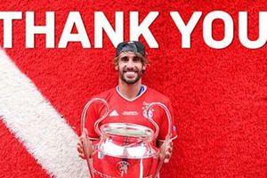 Bayern chia tay Javi Martinez sau 9 năm gắn bó