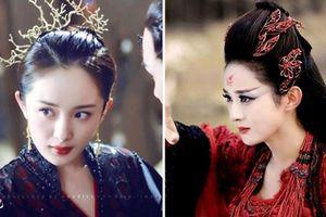 Mỹ nhân Hoa ngữ vào vai nữ ma đầu: Triệu Lệ Dĩnh đẹp ma mị, 'Thánh cô' là tường thành