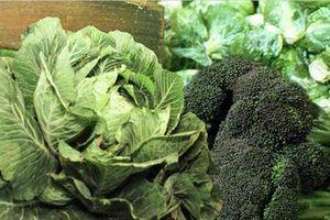 Ăn rau giàu nitrat mỗi ngày có thể giảm đáng kể nguy cơ mắc bệnh tim mạch và đột quỵ