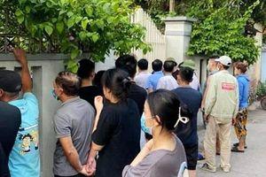 Thanh Hóa: Con trai nghi 'ngáo đá' sát hại mẹ ruột dã man