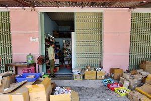 Đà Nẵng: Tạm giữ hơn 1.700 sản phẩm mỹ phẩm, thực phẩm chức năng